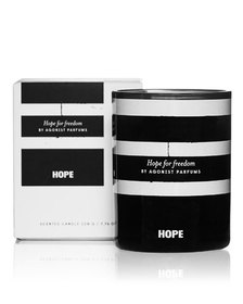 Agonist Hope for Freedom Candle
