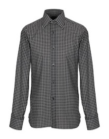 TOM FORD - Patterned shirt