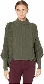 BCBGMAXAZRIA Long Sleeve Pullover Sweater