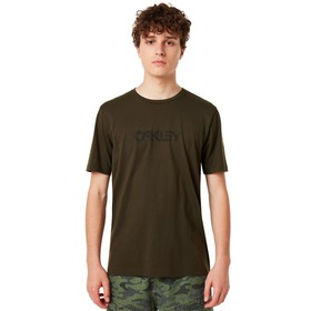 Oakley Oakley Allover Logo Tee - Blackout