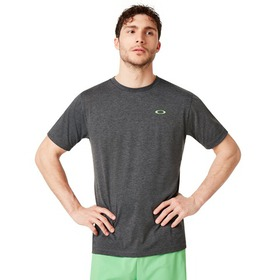 Oakley Enhance Small Qd Short Sleeve Tee - Blackou