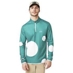 Oakley Staple Range Pullover - Staple Bubble Green