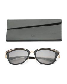 DIOR Made In Japan 53mm Designer Sunglasses