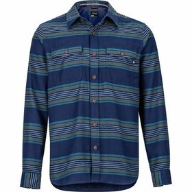 Marmot Zephyr Cove Midweight Flannel Long-Sleeve S
