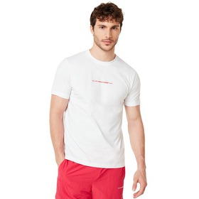 Oakley Tee College - White