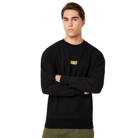 Oakley Oakley Team Crew Neck - Blackout