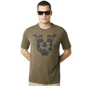 Oakley SI Ink Tee - Dark Brush
