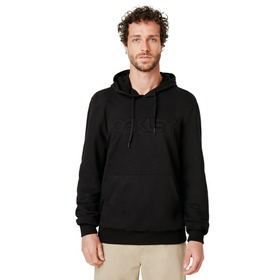 Oakley Oakley Embossed Graphic Hoodie - Blackout