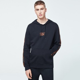 Oakley O-Grip Tape Hooded Fleece - Blackout