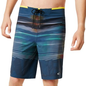 "Oakley Optical Print Boardshort 21"" - Foggy Blue"
