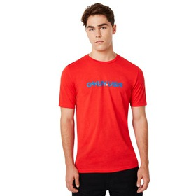 Oakley Oakley USA Star Tee - High Risk Red