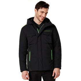Oakley Mountain Cargo Jacket - Blackout