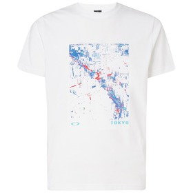 Oakley City Tee - White
