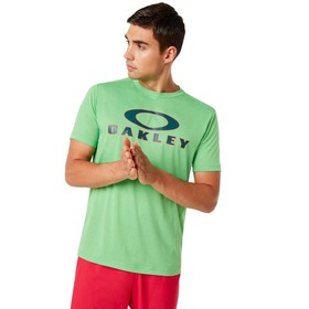 Oakley Enhance Qd Short Sleeve Tee - Laser Green