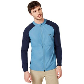 Oakley Seamless Hybrid Sweater - Alien Blue