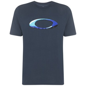 Oakley Ellipse Shadow Tee - Foggy Blue