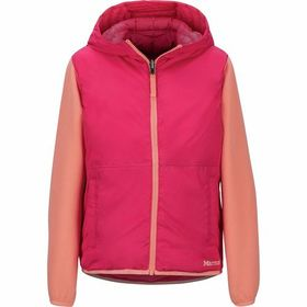 Marmot Featherless Reversible Hooded Jacket - Girl