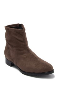 RON WHITE Jamiee Suede Bootie
