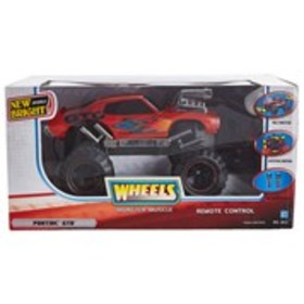NEW BRIGHT Wheels Monster Muscle Remote Control 1: