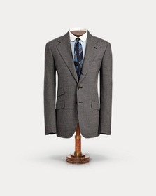 Ralph Lauren Houndstooth Suit Jacket
