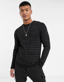 Bolongaro Trevor stripe sweater