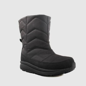 Girls' Rivers Winter Boots - Cat & Jack™ Black
