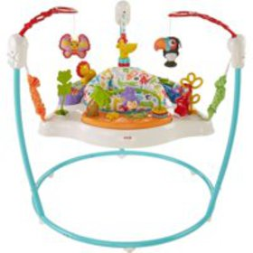 Fisher-Price Animal Activity Jumperoo with Lights