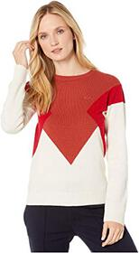 Lacoste Long Sleeve Color-Block Jersey Sweater