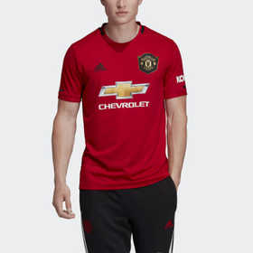 Adidas Manchester United Home Jersey