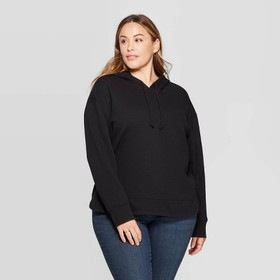 Women's Plus Size Hoodie Sweatshirt - Universal Th