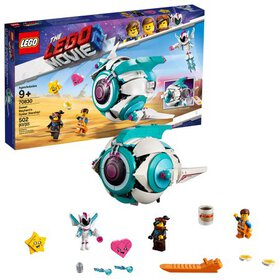 LEGO Movie Sweet Mayhem's Systar Starship! 70830 S