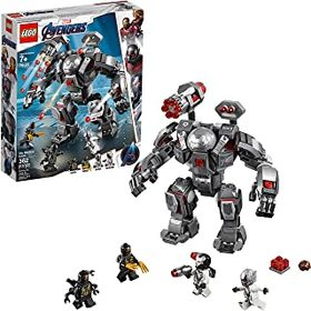 LEGO Marvel Avengers War Machine Buster 76124 Buil