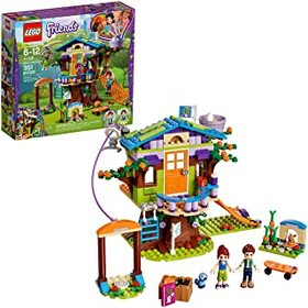 LEGO Friends Mia's Tree House 41335 Creative Build