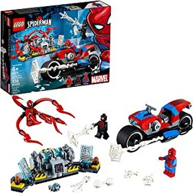 LEGO Marvel Spider-Man: Spider-Man Bike Rescue 761