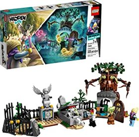 LEGO Hidden Side Graveyard Mystery 70420 Building