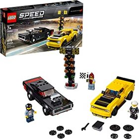 LEGO Speed Champions 2018 Dodge Challenger SRT Dem