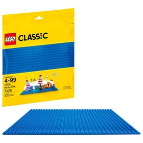 LEGO Classic Blue Baseplate 10714 Popular Toy Buil