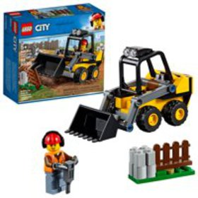 LEGO City Great Vehicles Loader 60219 Construction