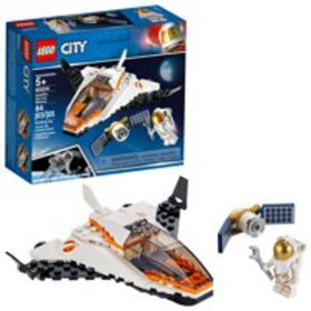 LEGO City Space Satellite Service Mission 60224 Sp
