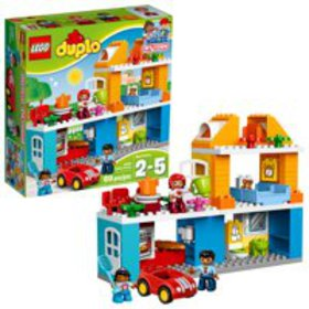 LEGO DUPLO My Town Family House 10835 Building Set