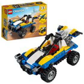 LEGO Creator3in1 Dune Buggy 31087 Airplane & Truck