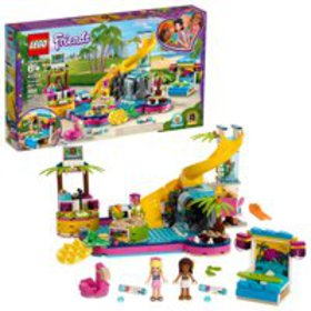 LEGO Friends Andrea's Pool Party 41374 Building Se