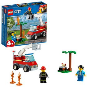 LEGO City Fire Barbecue Burn Out 60212 Fire Truck