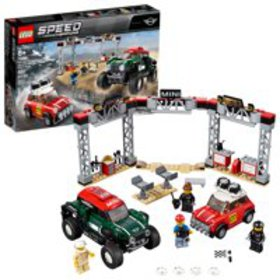 LEGO Speed Champions 1967 Mini Cooper S Rally and