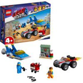 LEGO Movie Emmet and Benny's 'Build and Fix' Buggy