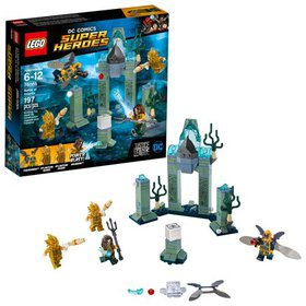 LEGO Super Heroes Battle of Atlantis 76085 (197 Pi