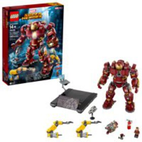 LEGO Super Heroes The Hulkbuster: Ultron Edition 7