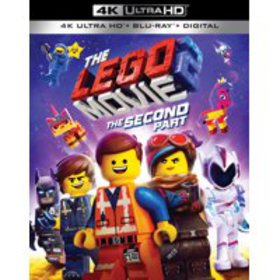 The LEGO Movie 2: The Second Part (4K Ultra HD + B