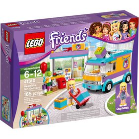 LEGO Friends Heartlake Gift Delivery 41310 (185 Pi