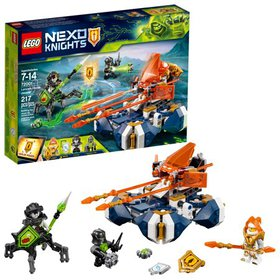 LEGO Nexo Knights Lance's Hover Jouster 72001 (217